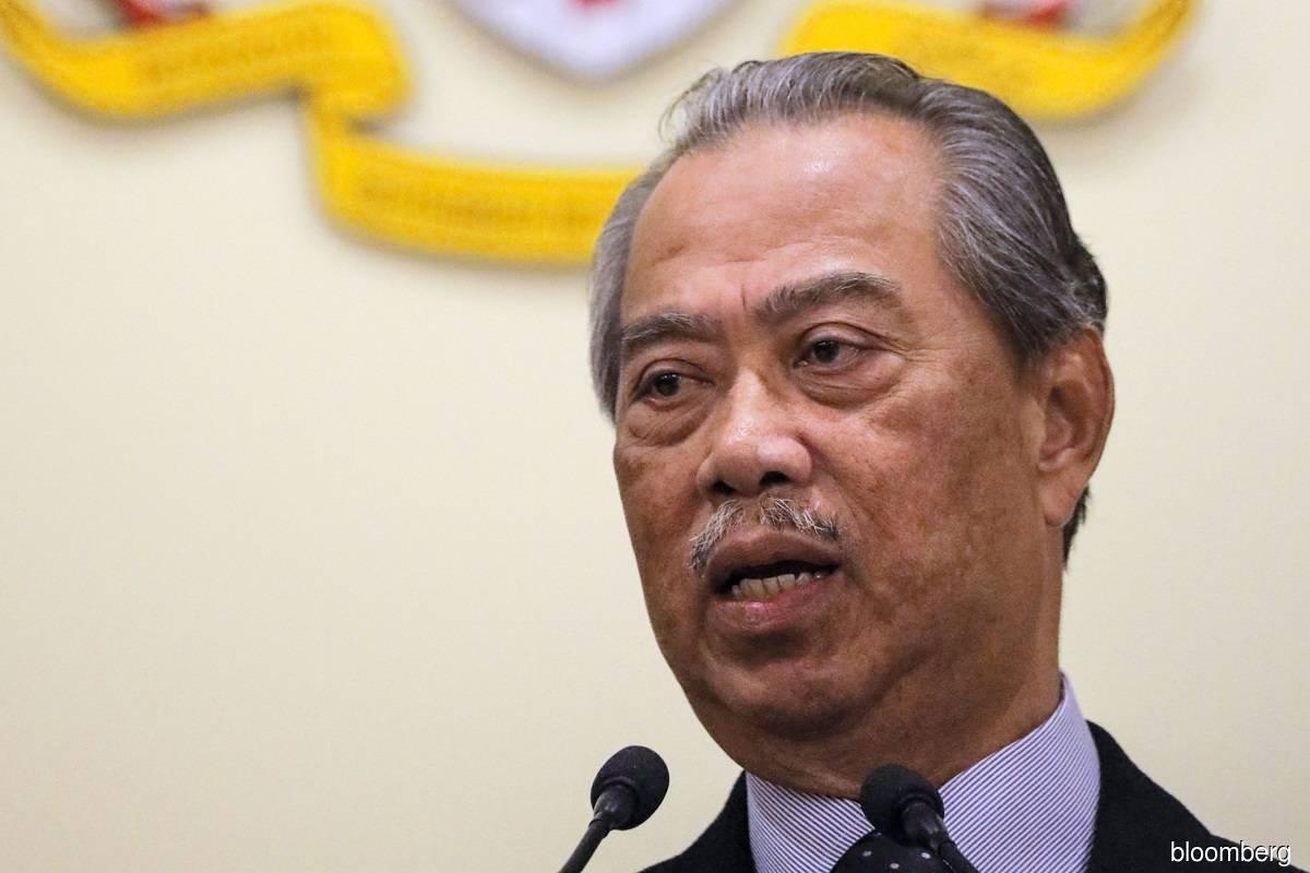 慕尤丁:将在9月国会呈首相信任动议